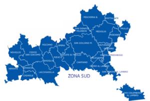 Zona Sud Milano